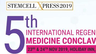 International Regenerative Medicine Conclave 2019